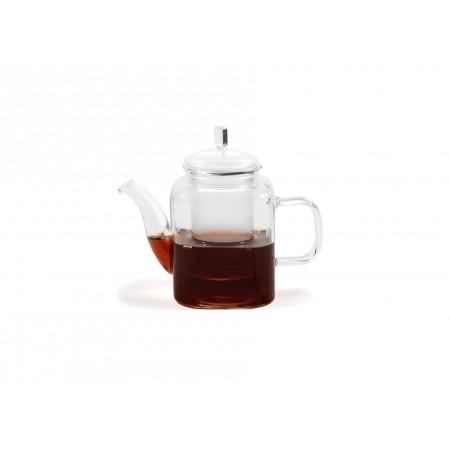 Заварной чайник 400 мл  со стеклянным фильтром