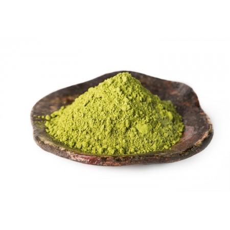Порошковый японский зеленый чай матча: его полезные
