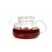 Чайник из жаропрочного стекла 750 мл  с заварочной колбой
