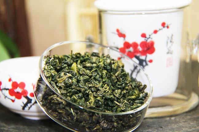Билочунь – особенный китайский чай